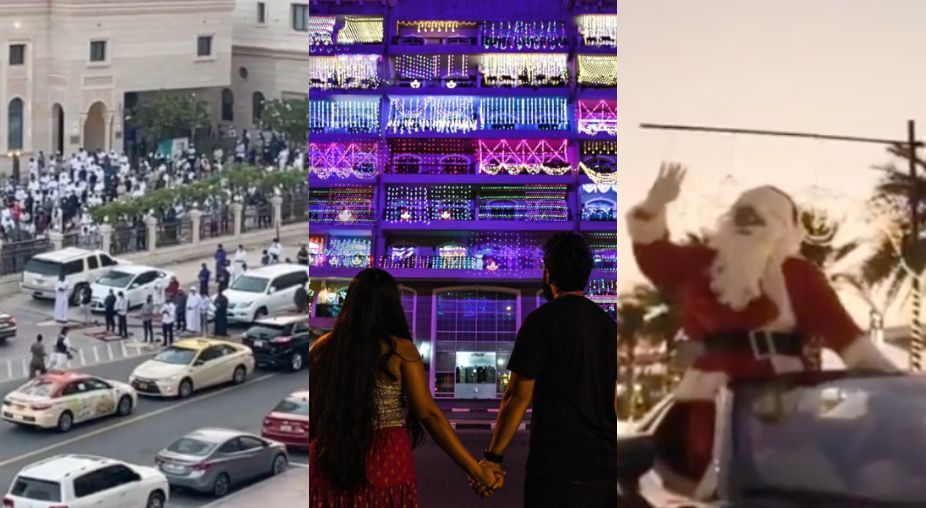 Pic credits: Similar to Dubai Live, Food Place, Al Habtoor City
